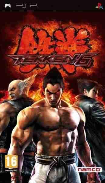 Descargar Tekken 6 [MULTI5] por Torrent